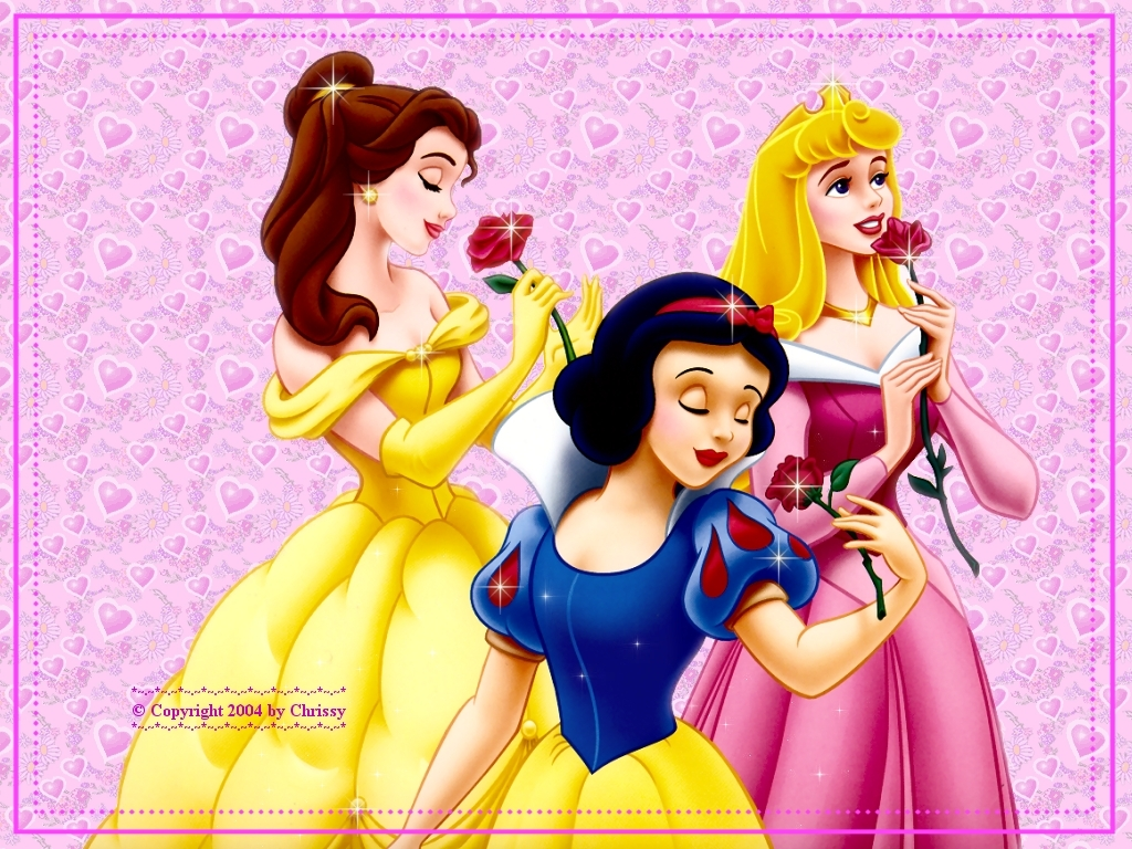 Disney Princess Wallpaper   Disney Princess Wallpaper 6247898 1024x768