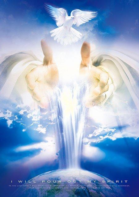 holy spirit backgrounds