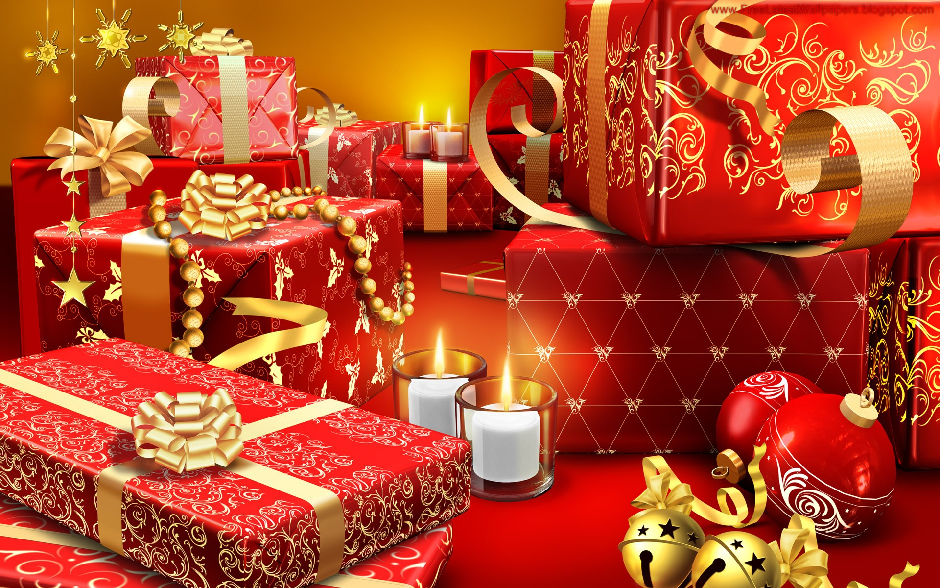 HD Christmas Wallpaper Widescreen