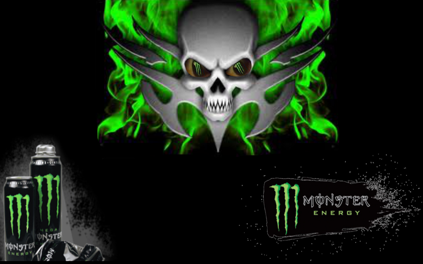 Monster Energy Computer Wallpapers Desktop Backgrounds 1440x900