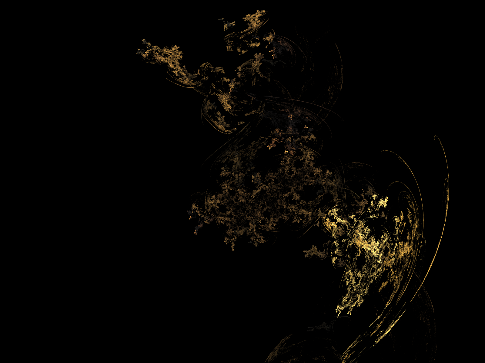 Gold And Black Wallpapers 1600x1200