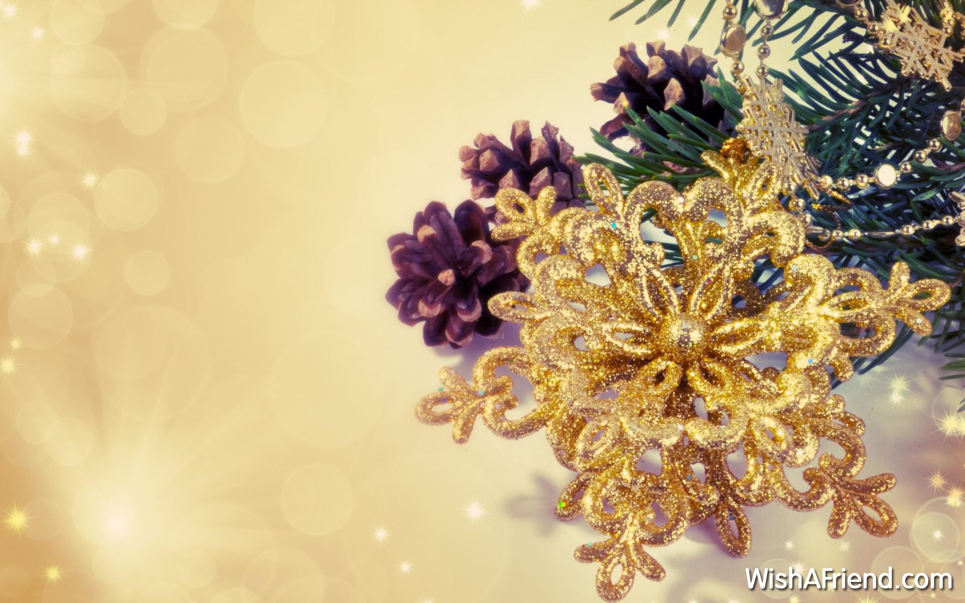 Happy Holidays Christmas Wallpaper 1920x1200