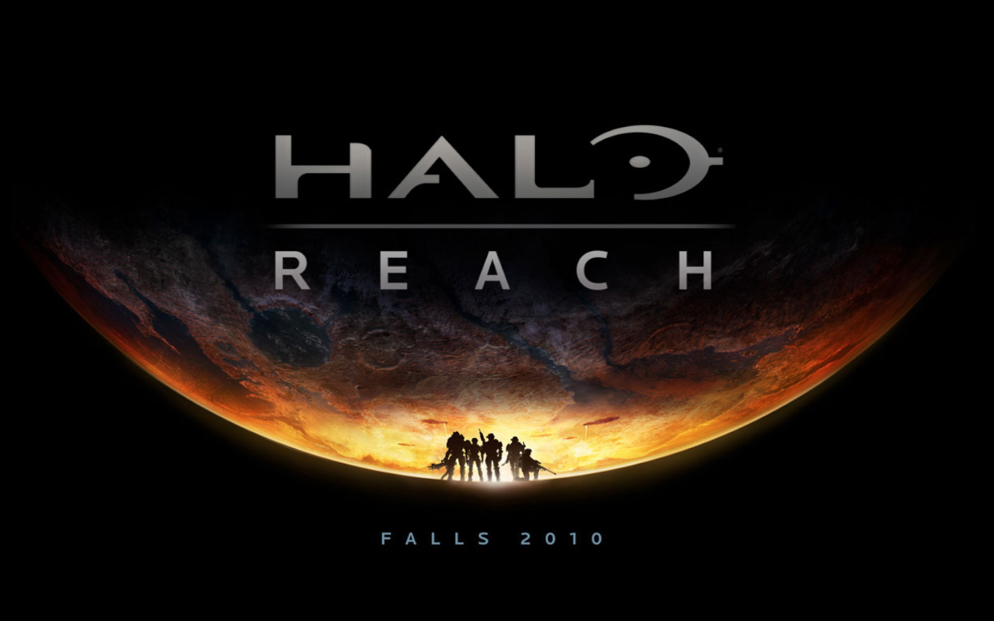 sequel Halo Reach was released two days ago 14th September 2010 1440x900