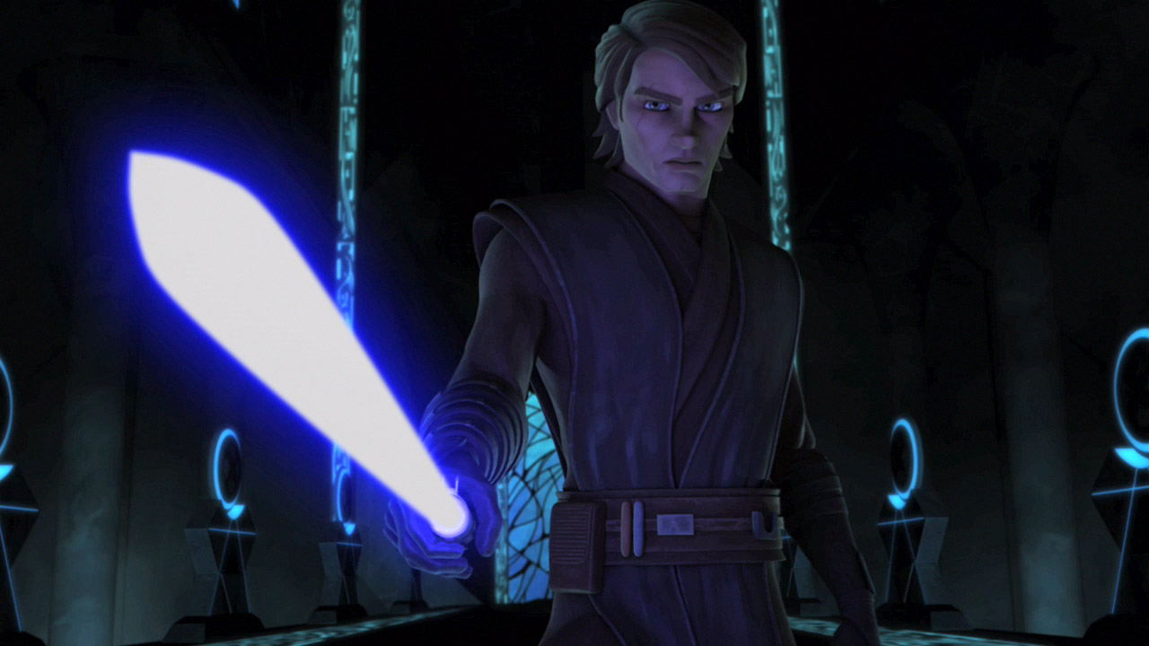 Anakin on Mortis   Clone wars Anakin skywalker Wallpaper 23825435 1280x720