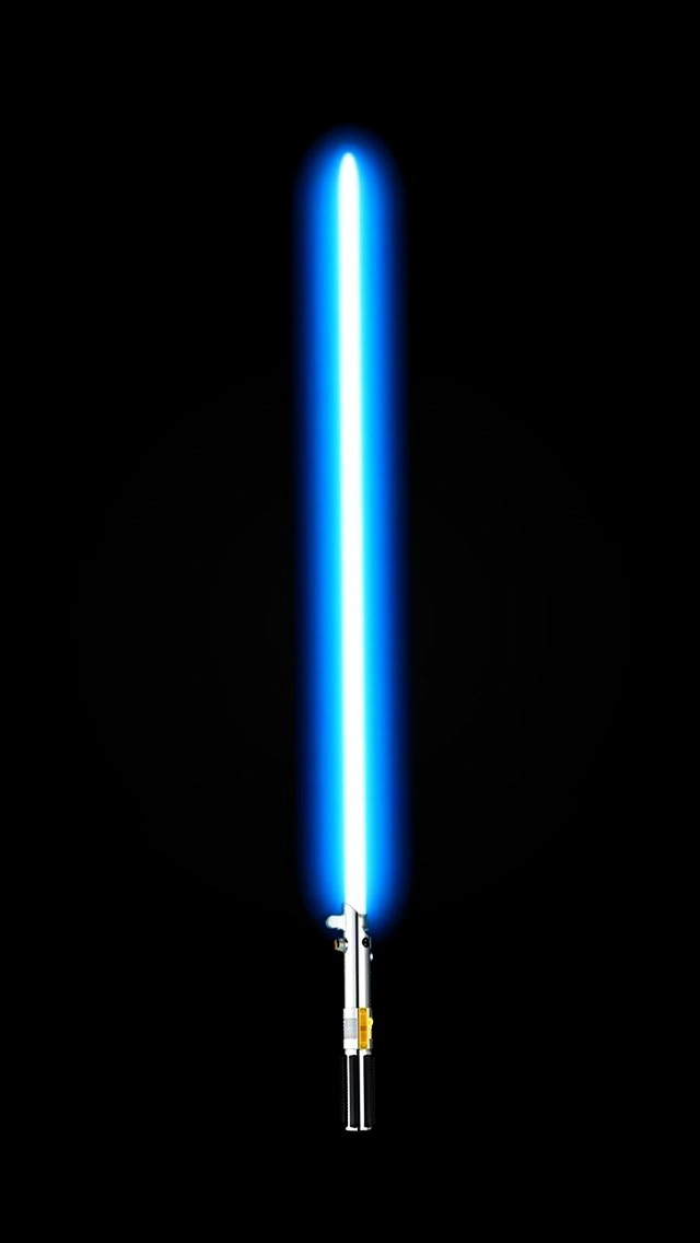 Lightsaber Star Wars Iphone 5 5s 5c Wallpaper Clipart by clipartsheep 640x1136