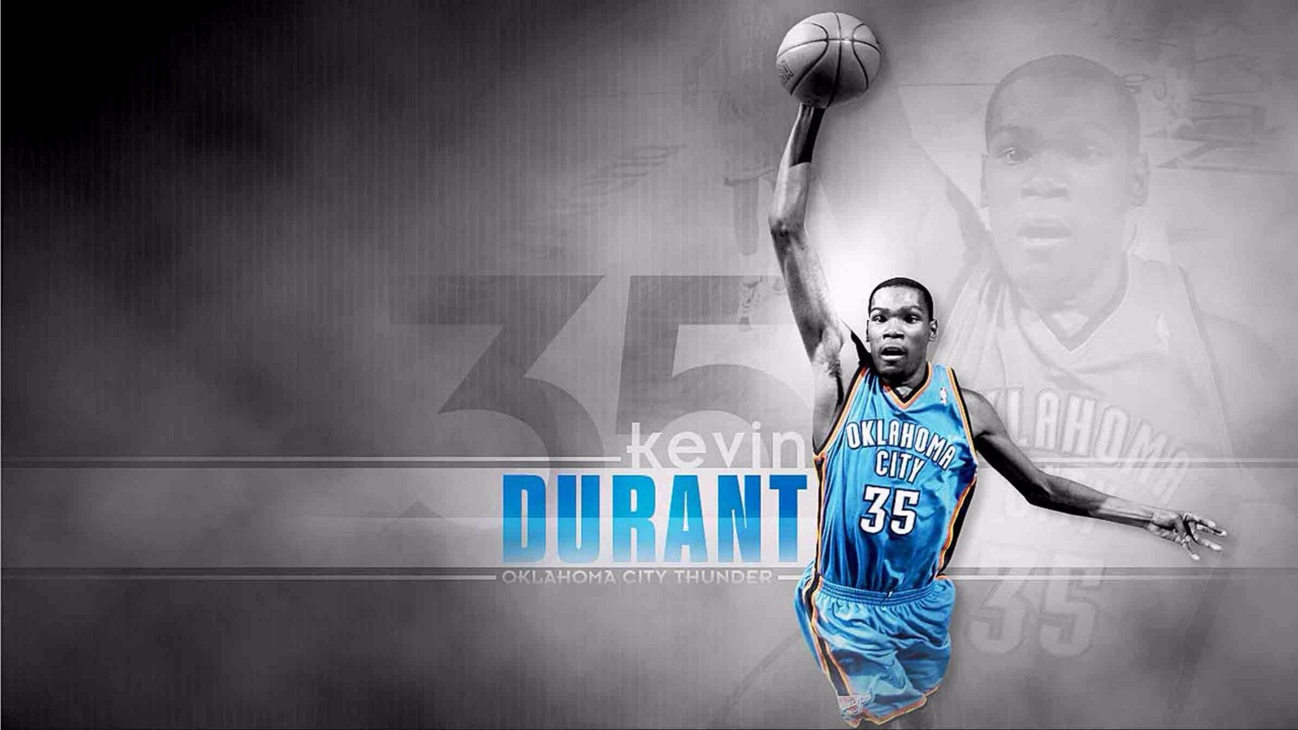 Kevin Durant Wallpapers HD 2016 2560x1440