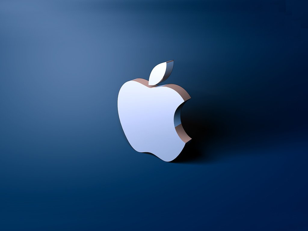 3D Apple Ipad Wallpaper Background iPad Retina HD Wallpapers 1024x768