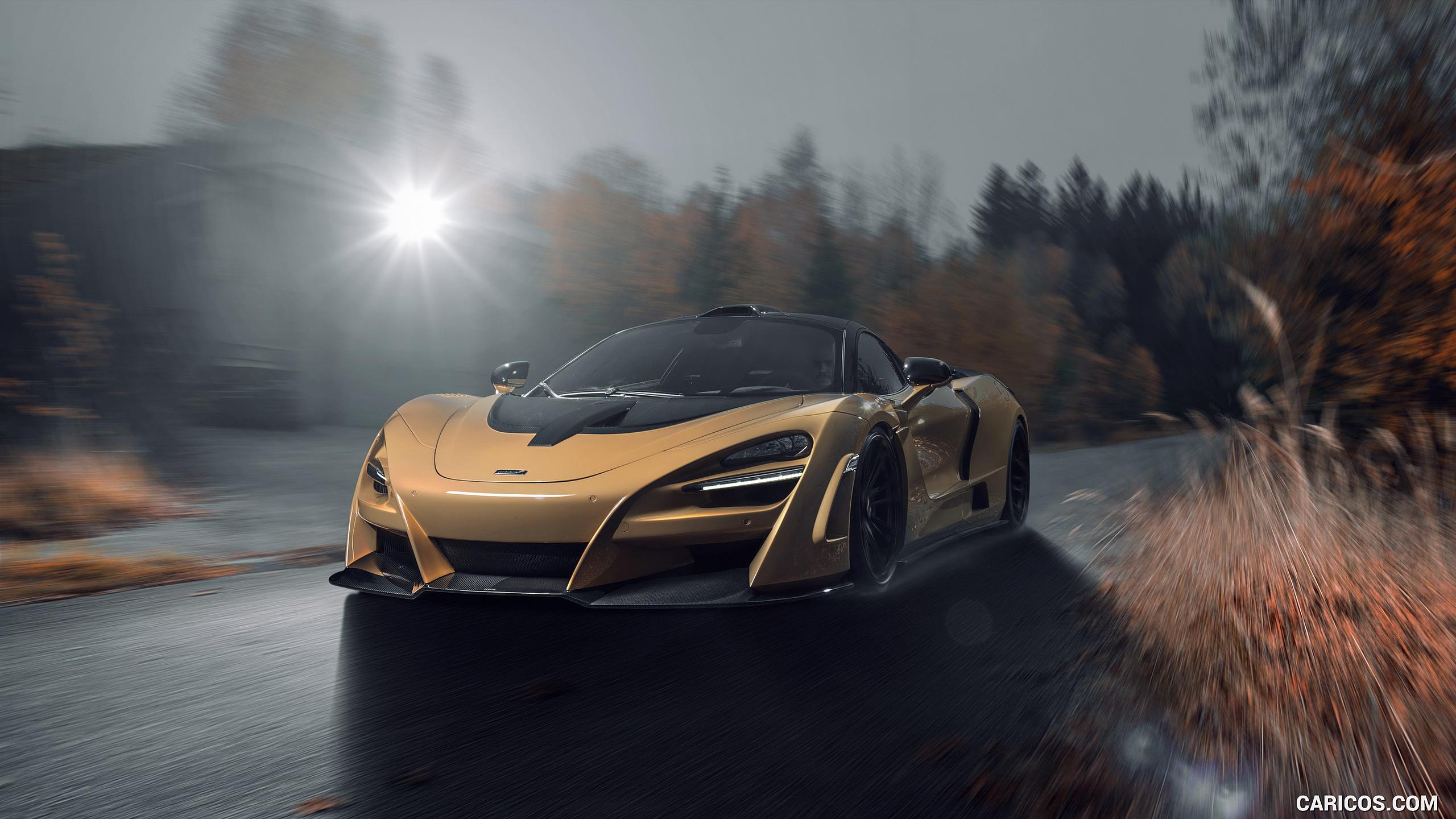2018 NOVITEC N LARGO based on McLaren 720S   Front HD Wallpaper 10 2560x1440