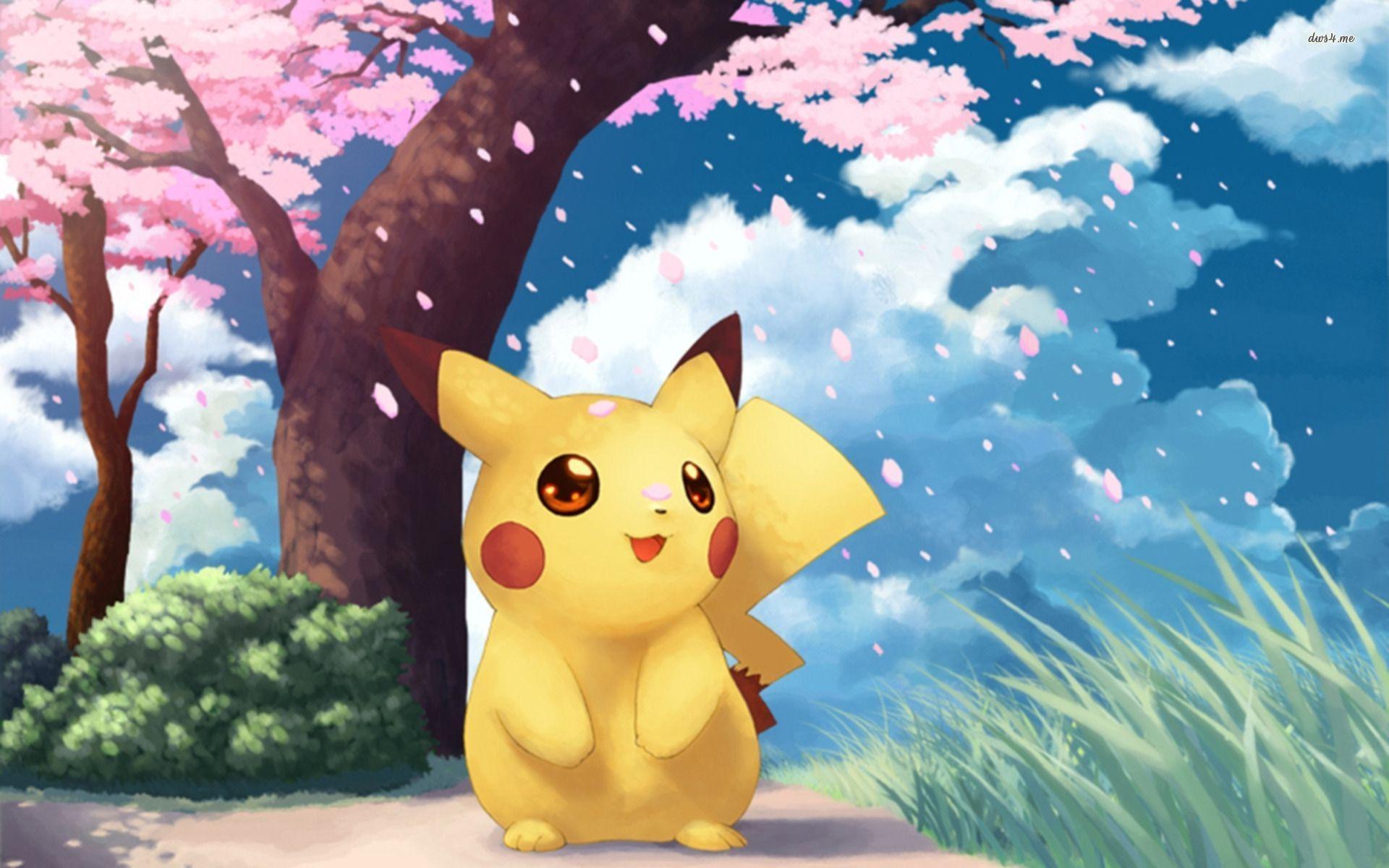 Pokemon Pikachu Wallpapers 1920x1200