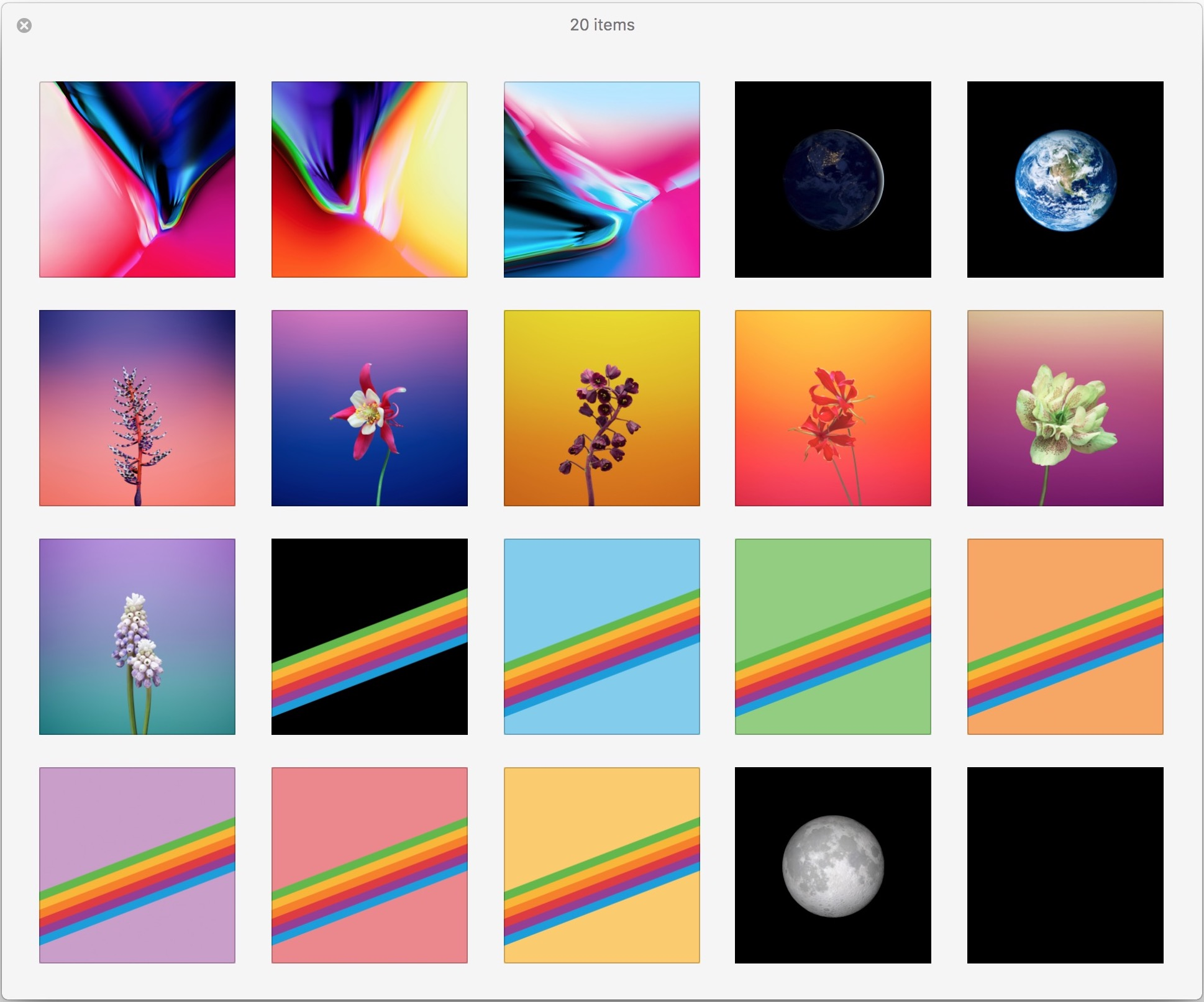 Get the 20 New iOS 11 Wallpapers Now 1938x1613