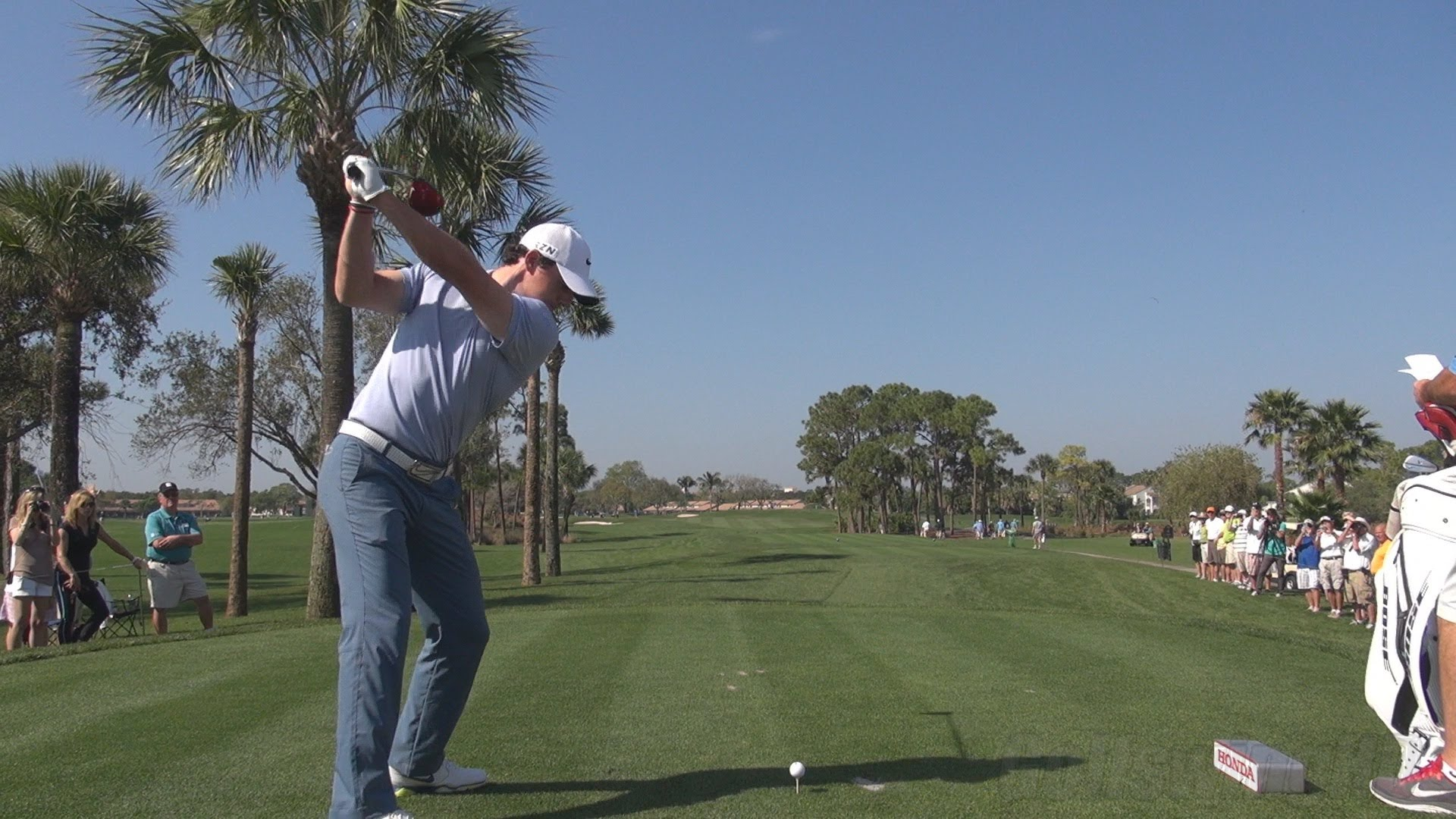 Free Download Rory Mcilroy Driver Ball Flight Golf Swing