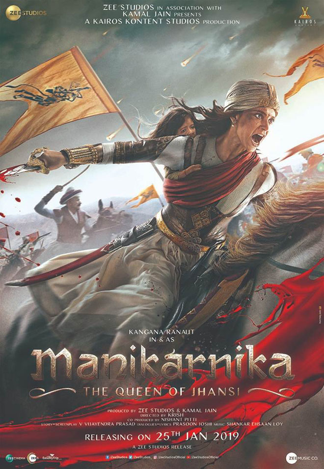 Manikarnika   The Queen of Jhansi Photos HD Images Pictures 660x954