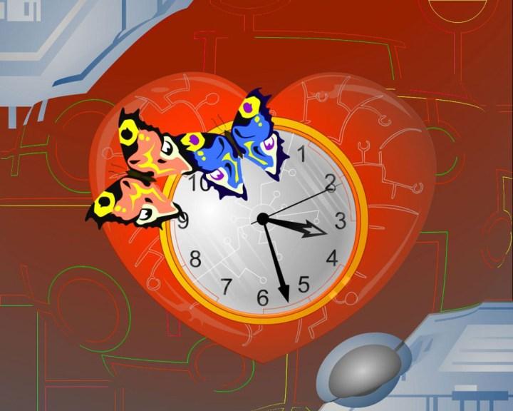 49+ Live World Clock Wallpaper on WallpaperSafari