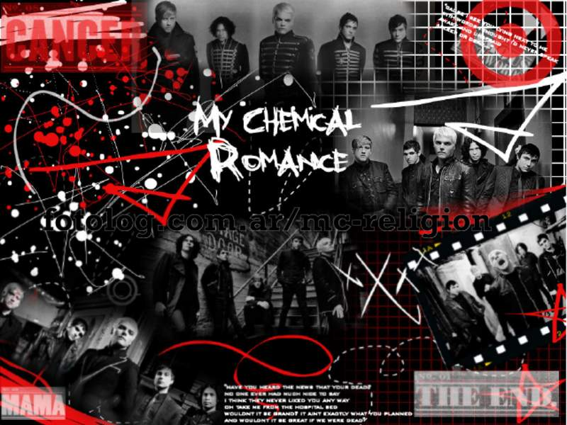 my Chemical Romance Logo my Chemical Romance Logo 800x600