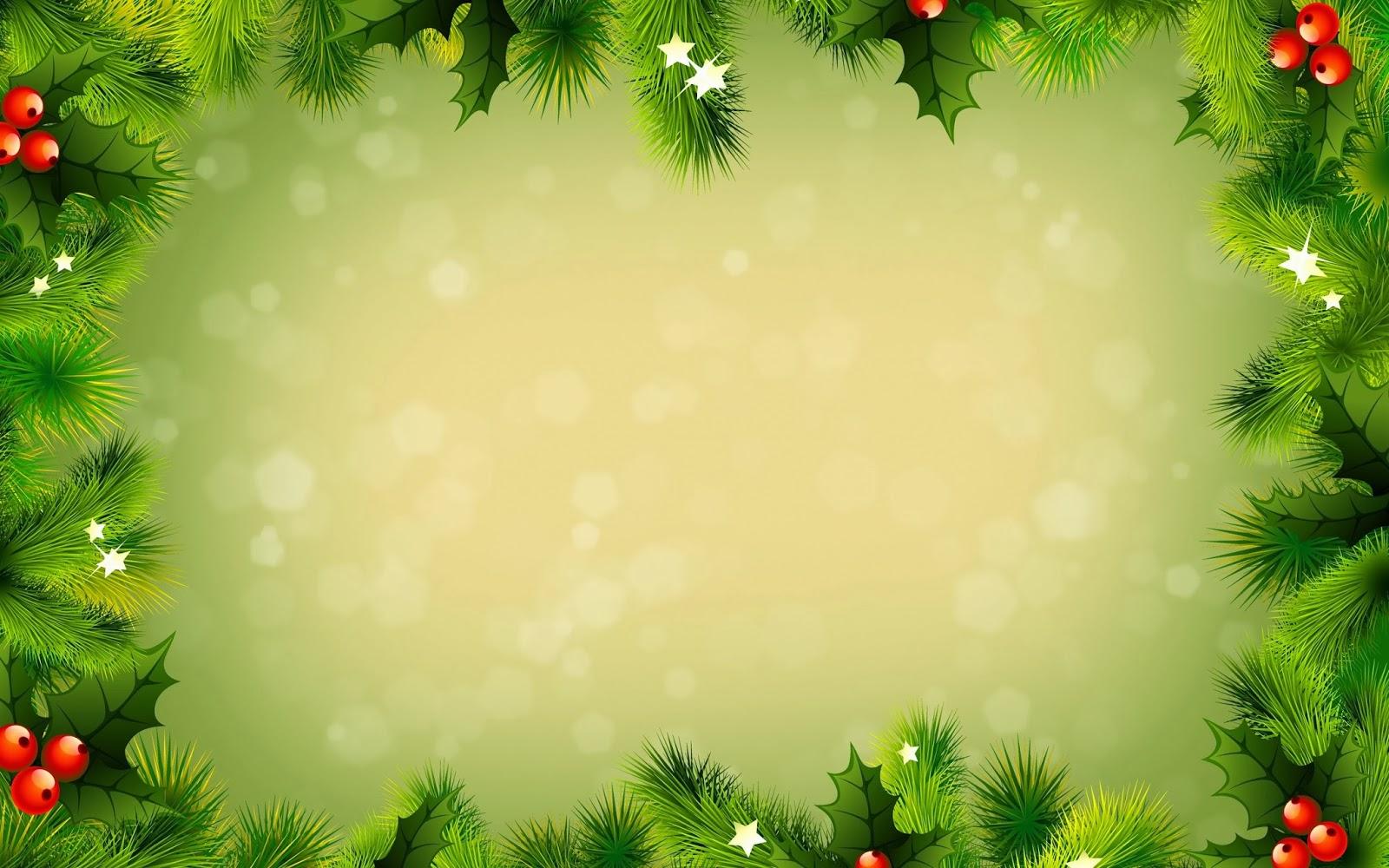 Green Christmas Background HD Wallpaper   HD Wallpapers Blog 1600x1000