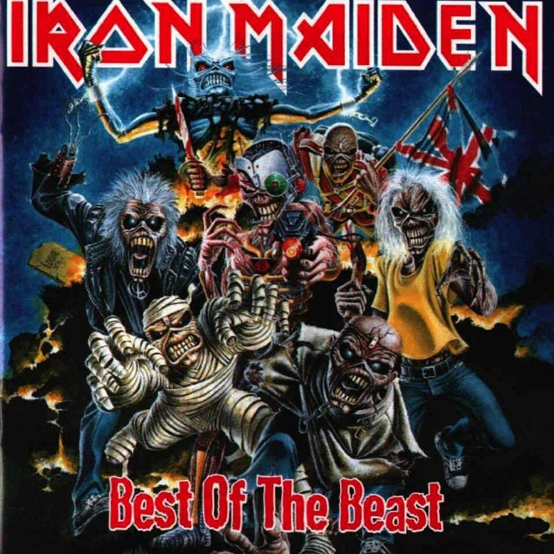 Iron Maiden Mobile Wallpaper