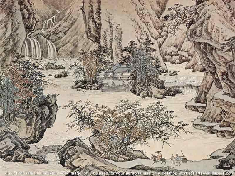 Chinese Art Wallpapers Art Prints Art Wallpapers 800x600