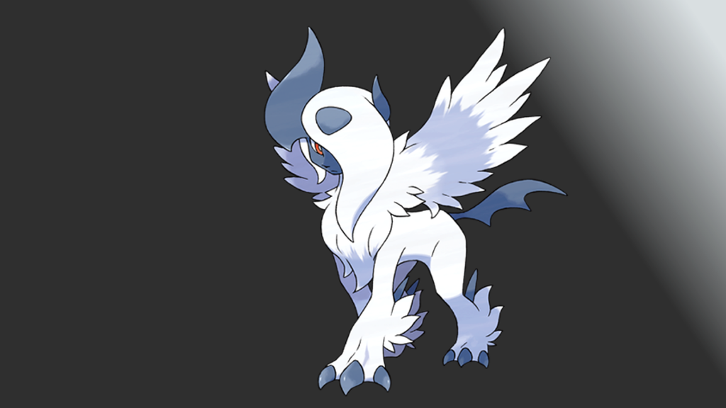 mega absol wallpaper updated by ulterno617 1024x576