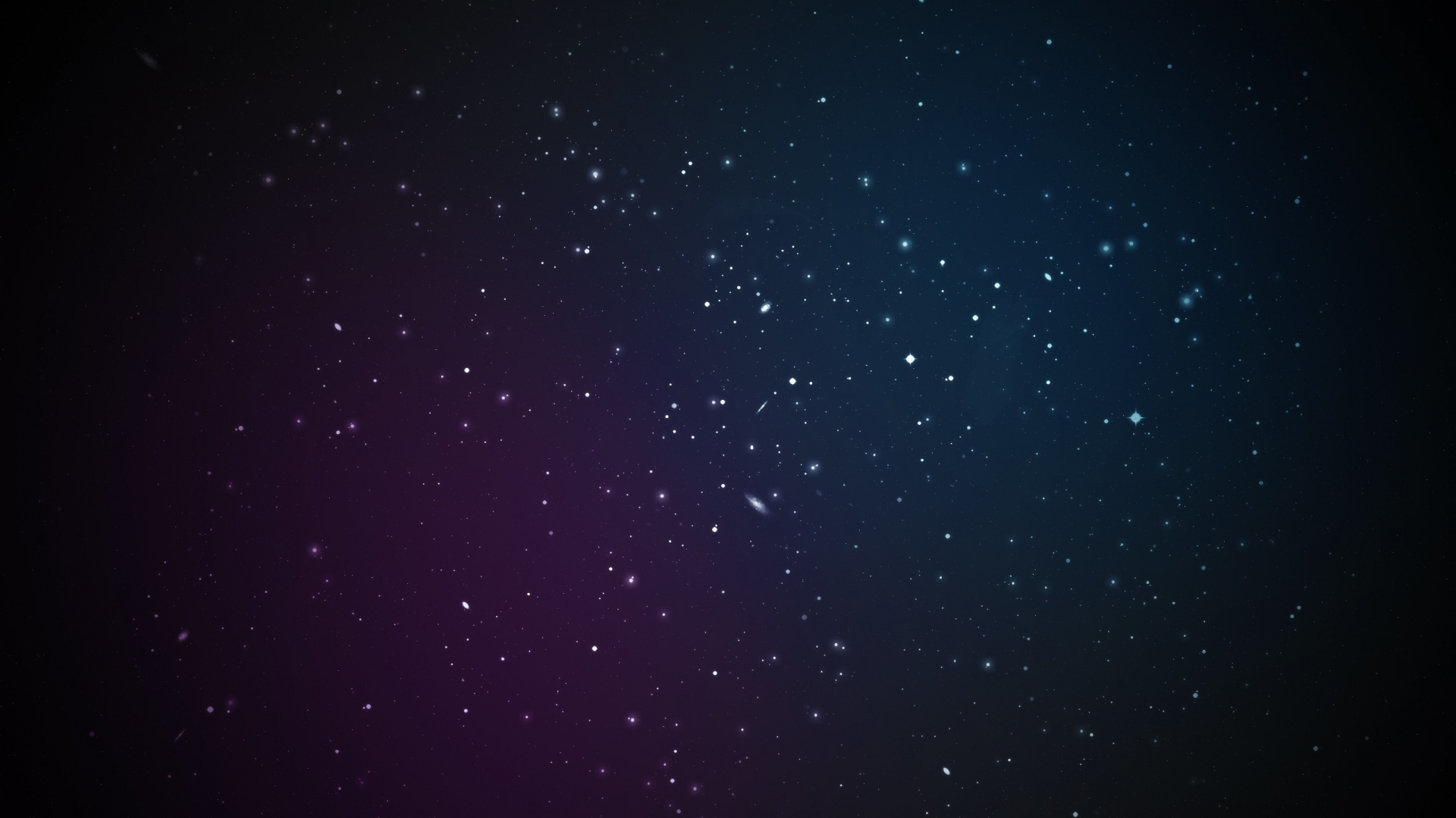 Download Stars in space wallpaper in Space wallpapers with all 1920x1080