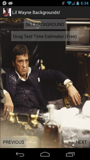 Scarface Gangster Wallpaper for Android   Appszoom 288x512