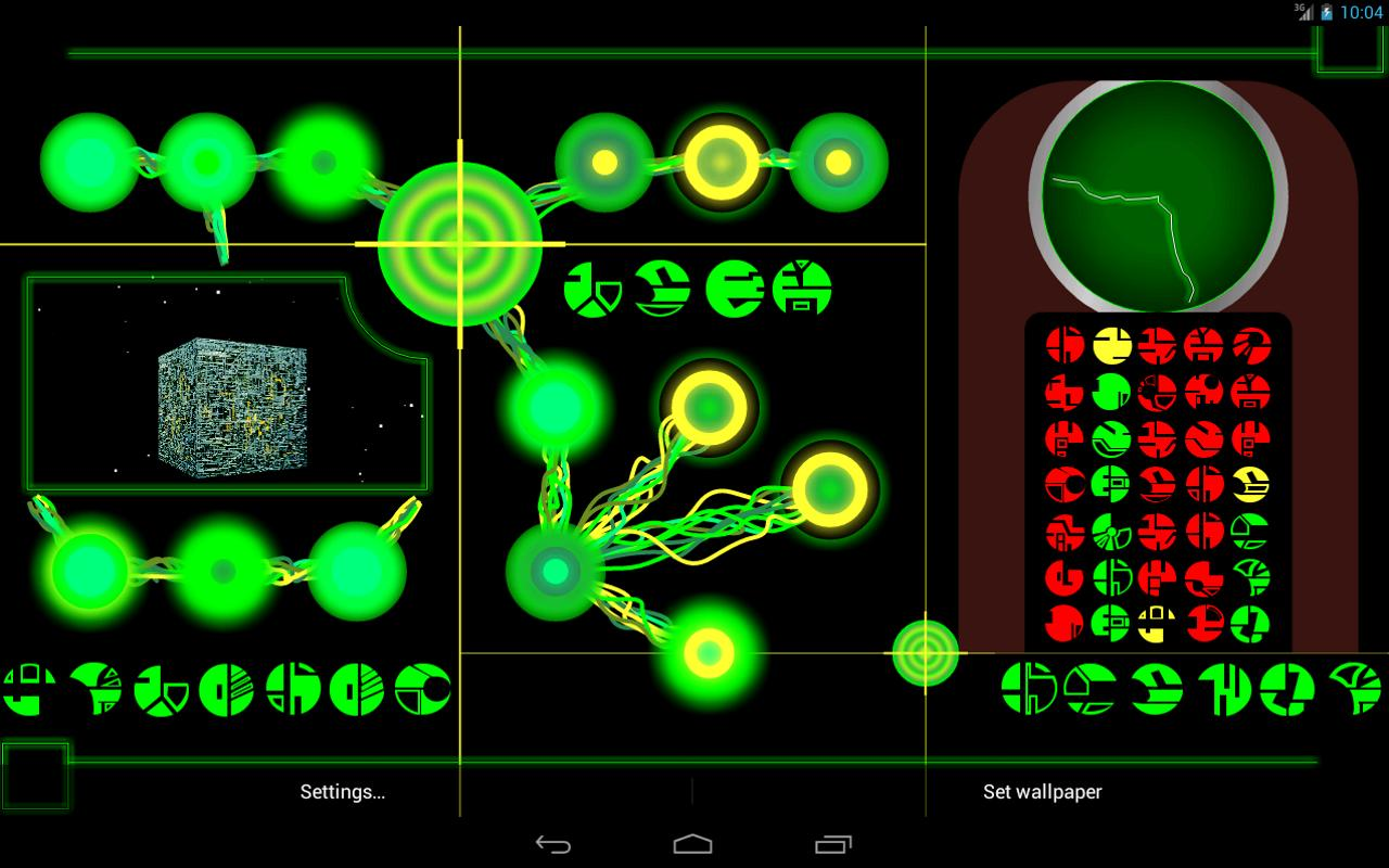 Free Download Borg Console Live Wallpaper Android Apps On Google