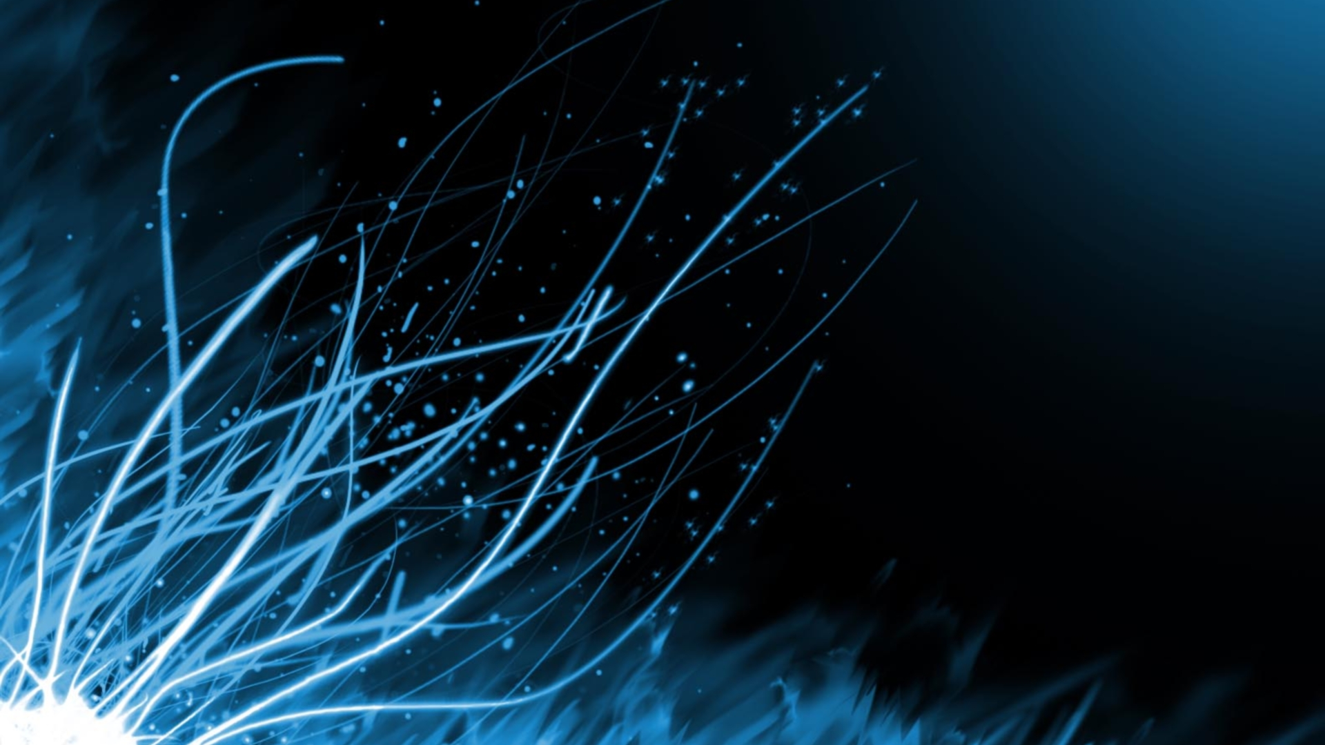 Black And Blue Abstract Backgrounds Abstract 1920x1080