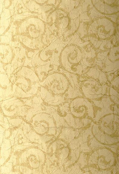 Sofia Scroll Schumacher Wallcovering Walls Pinterest 395x575