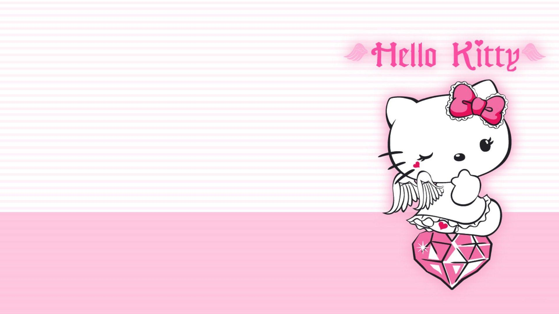 Hello Kitty Birthday Wallpapers 1920x1080
