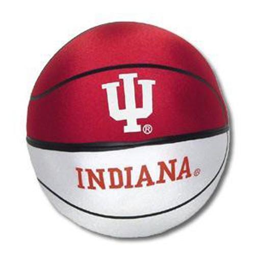 Indiana Hoosiers Microbead Indiana Hoosiers Basketball Pillow 500x500