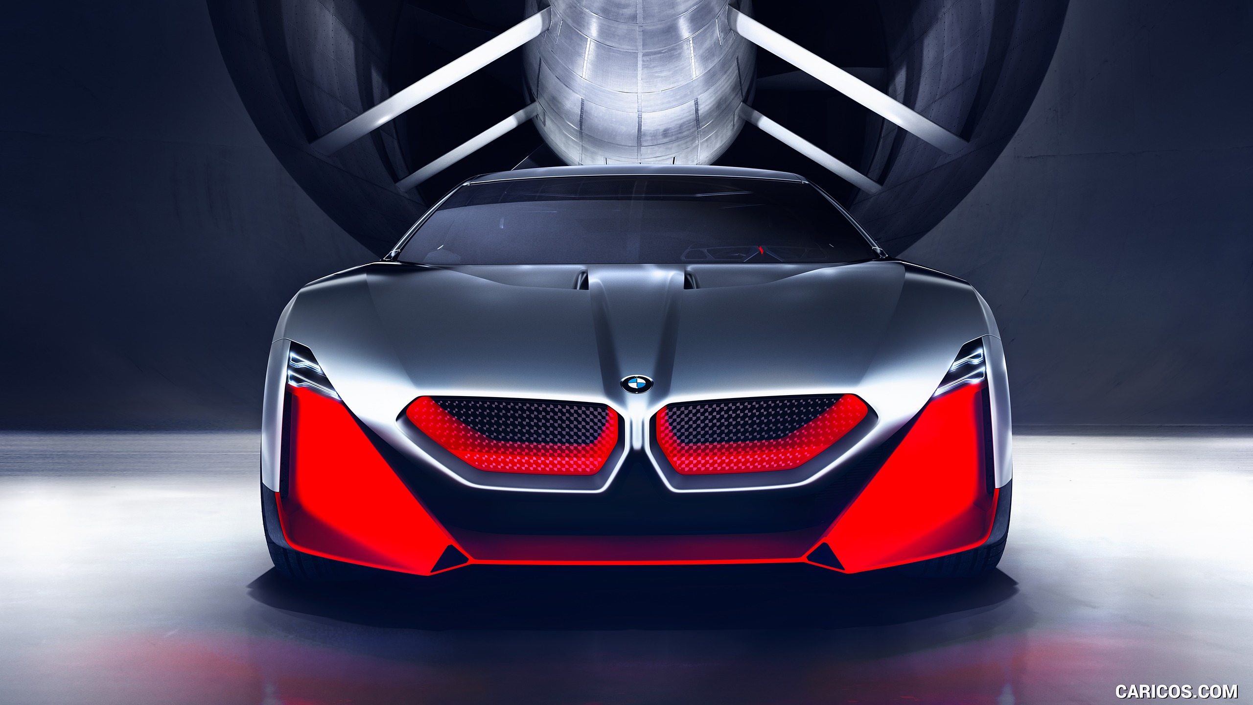 2019 BMW Vision M Next   Front HD Wallpaper 55 2560x1440