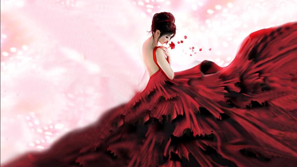 Beautiful Girly Wallpaper - WallpaperSafari