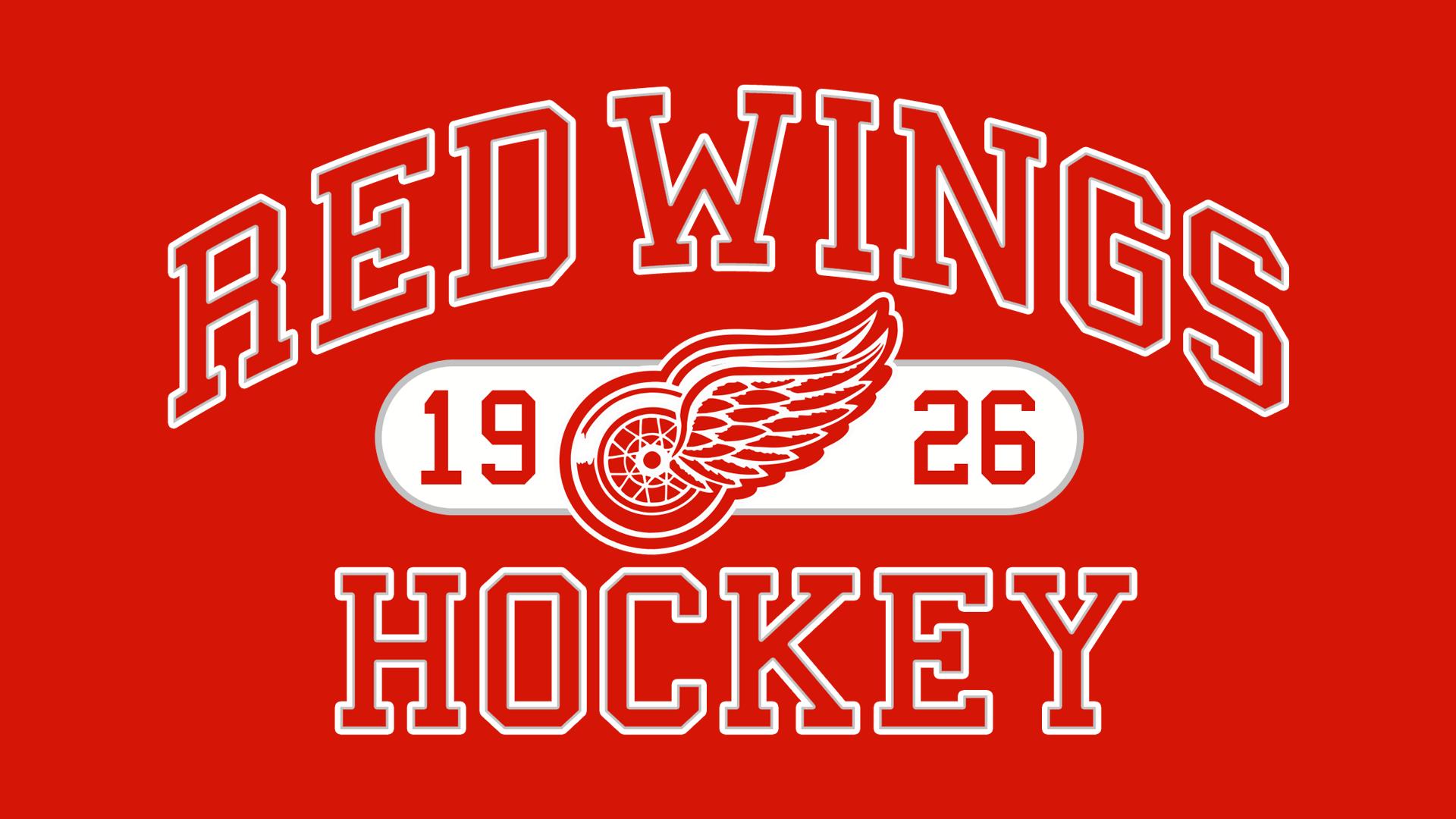 Detroit Red Wings Logo detroit red wings 1920x1080
