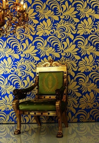 Crown Wallpaper Fabrics Toronto Wallpaper Pinterest 345x500
