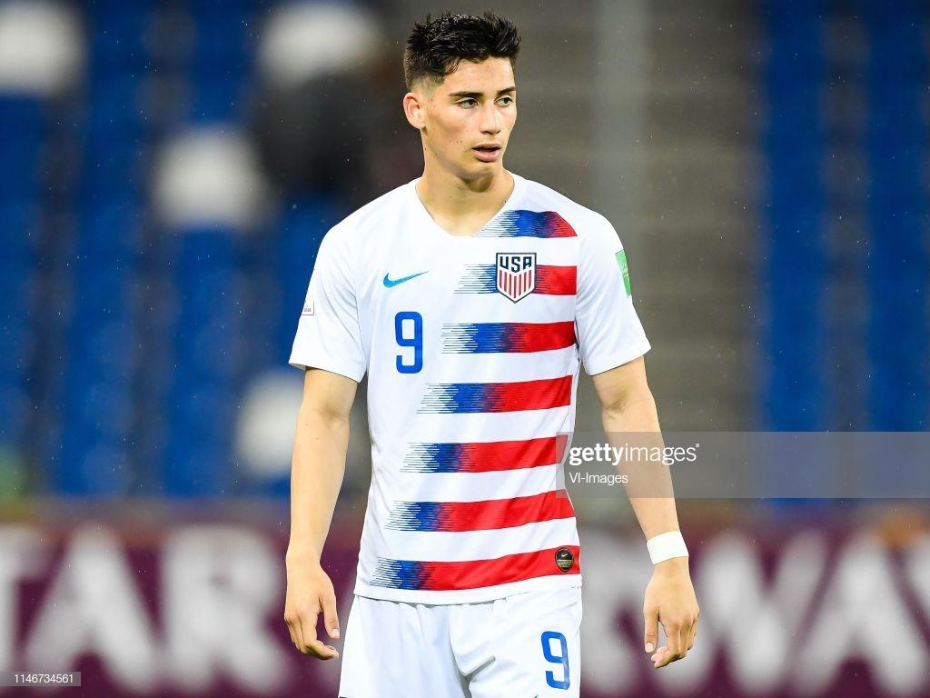 Sebastian Soto of USA U20 during the FIFA U 20 World Cup Poland 1024x768