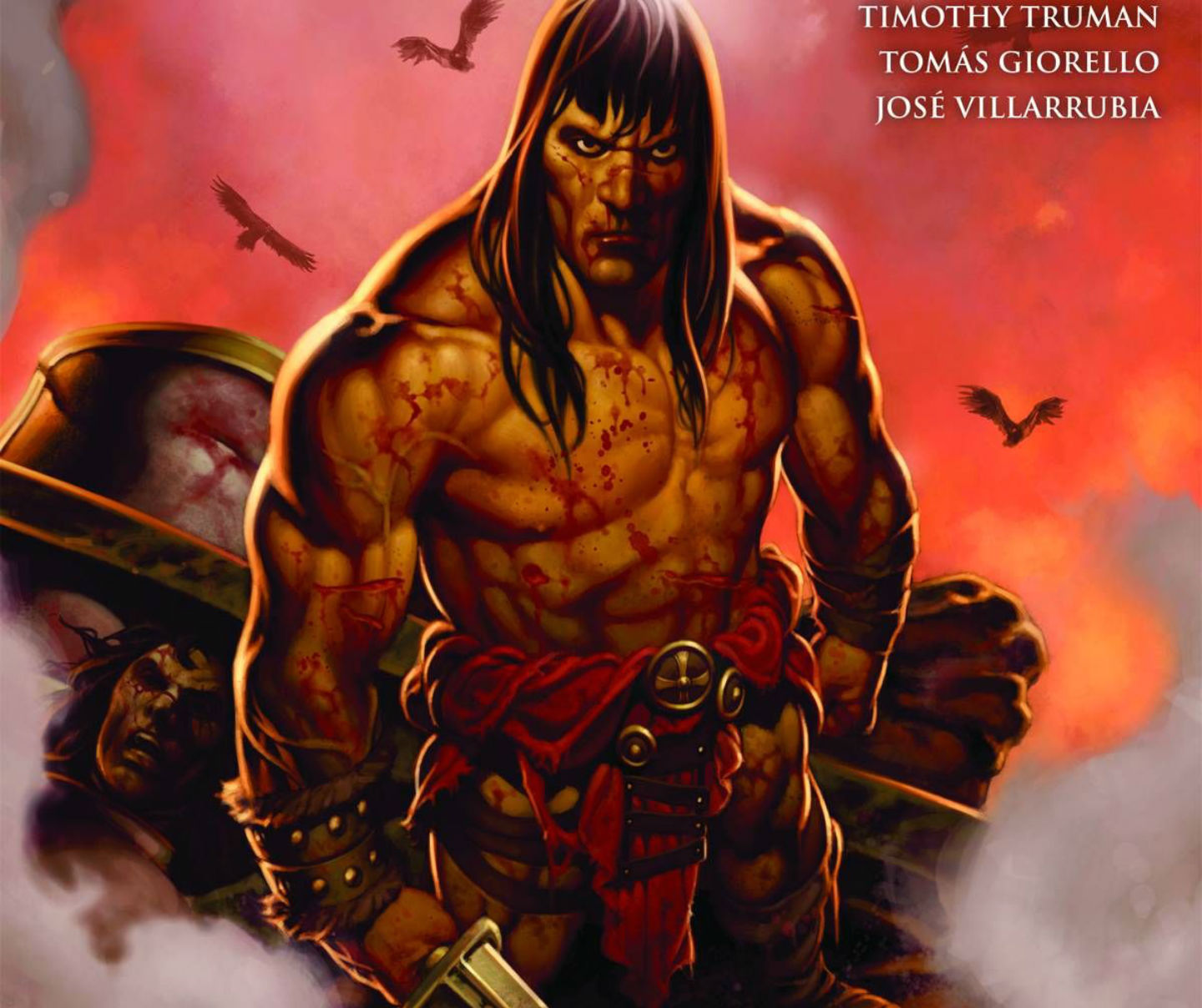 CONAN THE BARBARIAN fs wallpaper background 1440x1208