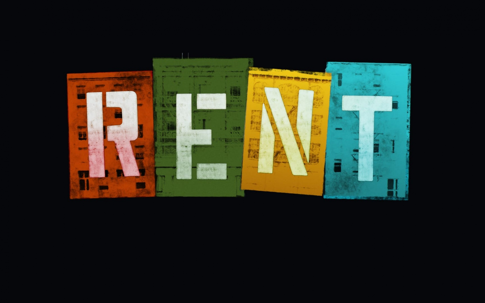 download Meet the Cast of Foxs Live Rent Musical Brit Co 1680x1050