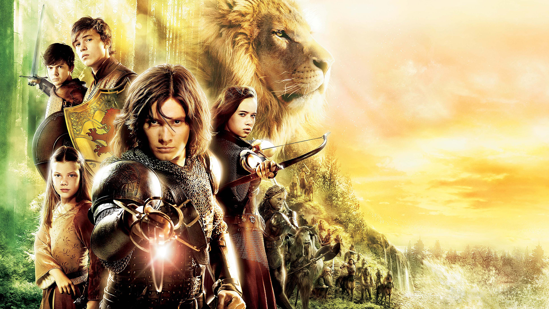 Narnia Wallpaper HD Backgrounds Images Pictures 1920x1080 1920x1080