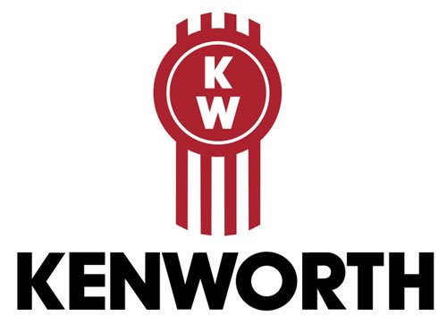 Pin Kenworth Truck Logo 500x363