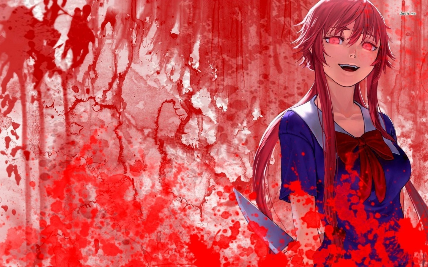 Gasai Yuno Wallpaper: Future Diary Wallpapers Yuno