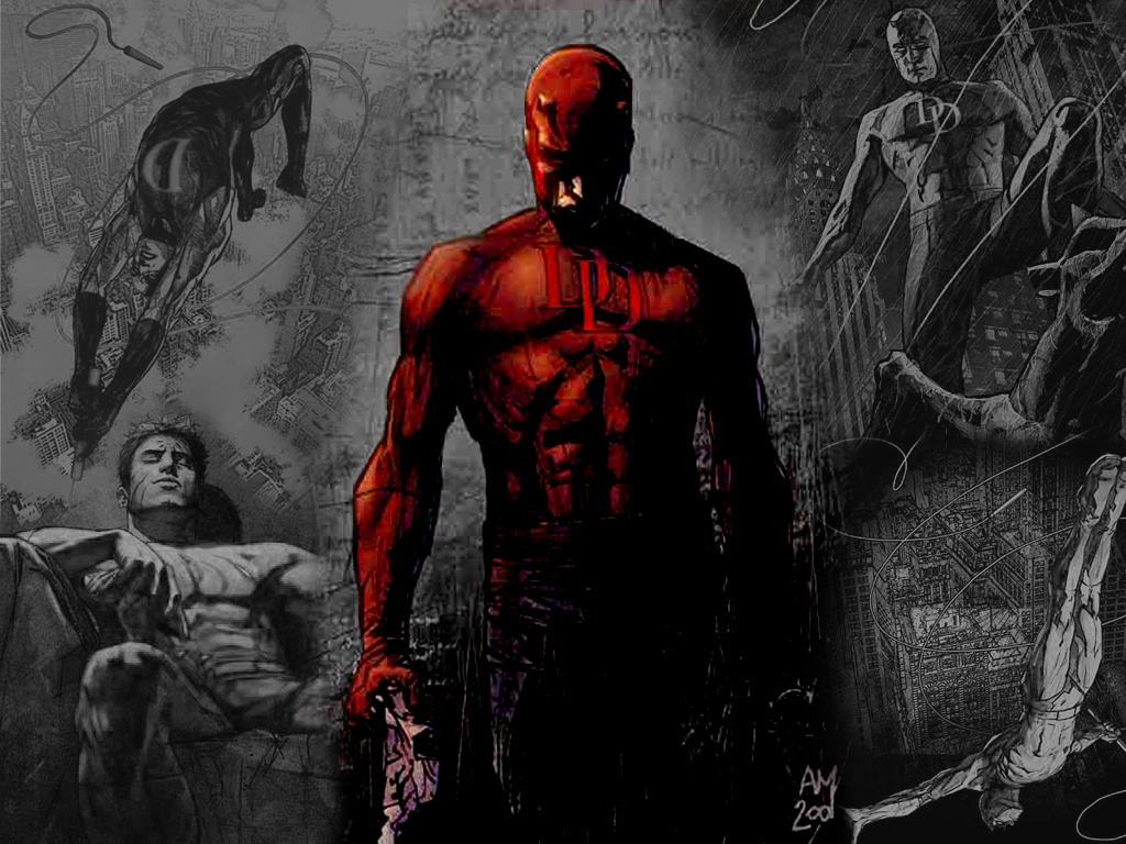 cool daredevil wallpaper nerdbastardscom 1024x768
