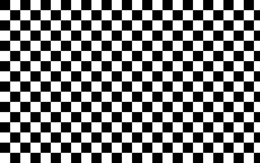 Black and White Checkered Background by G123u 900x563