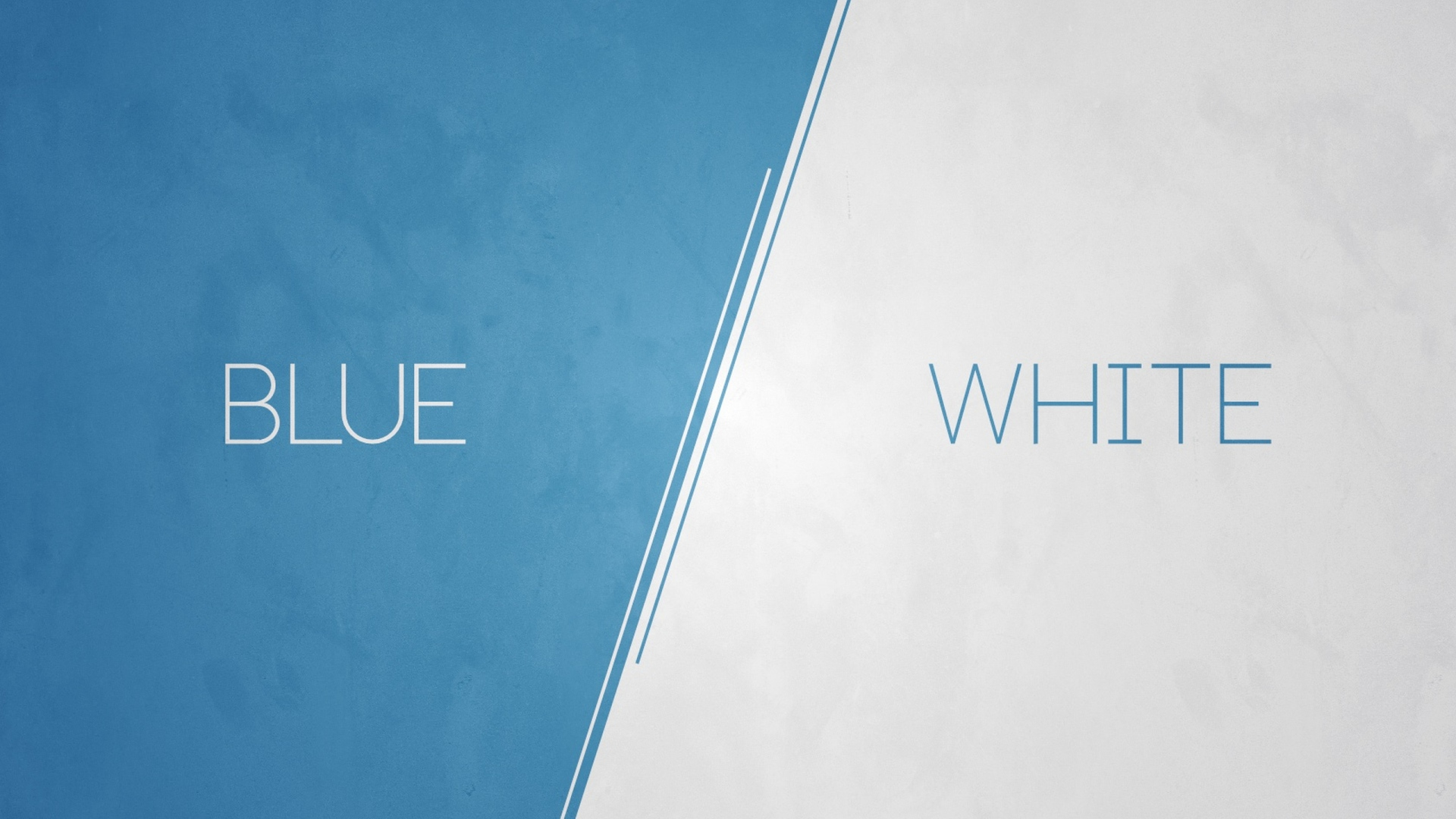 White Blue Lettering Wallpaper   MixHD wallpapers 1920x1080