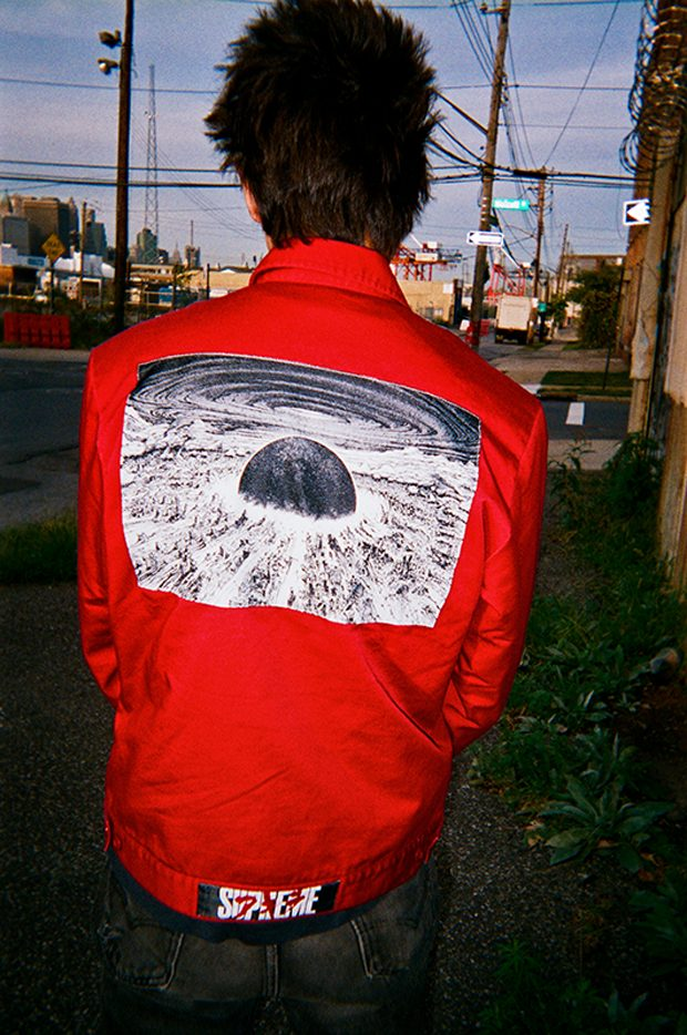 Supreme X AKIRA Fall Winter 2017 Collection 620x934