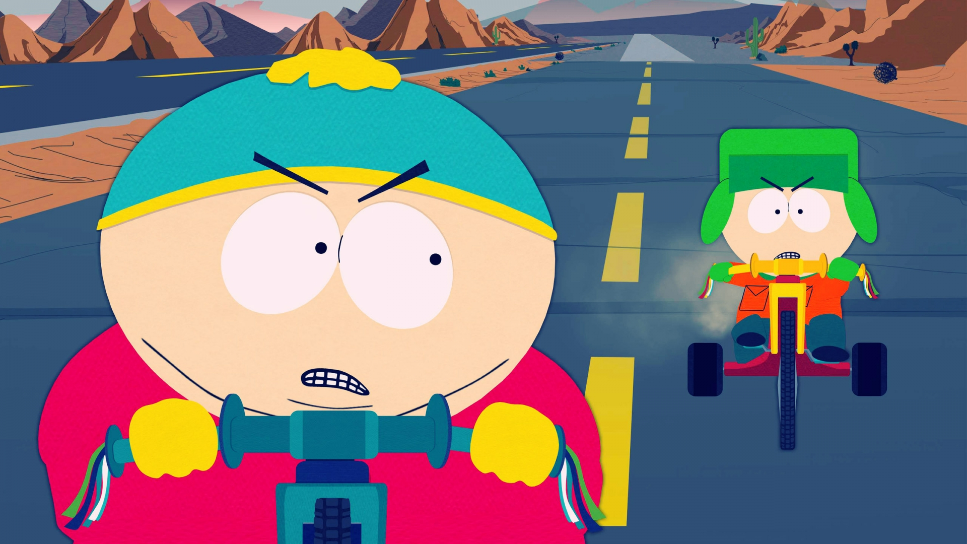 South Park Rally Computer Wallpapers Desktop Backgrounds 1920x1080 1920x1080