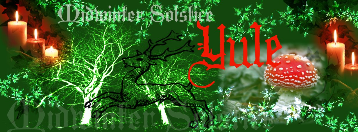 Go Back Gallery For Wiccan Yule Wallpaper 1232x456