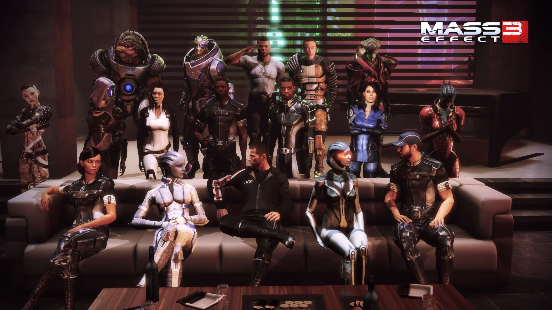 After Mass Effect Companionship on the Silversun Strip sortiv 1920x1080
