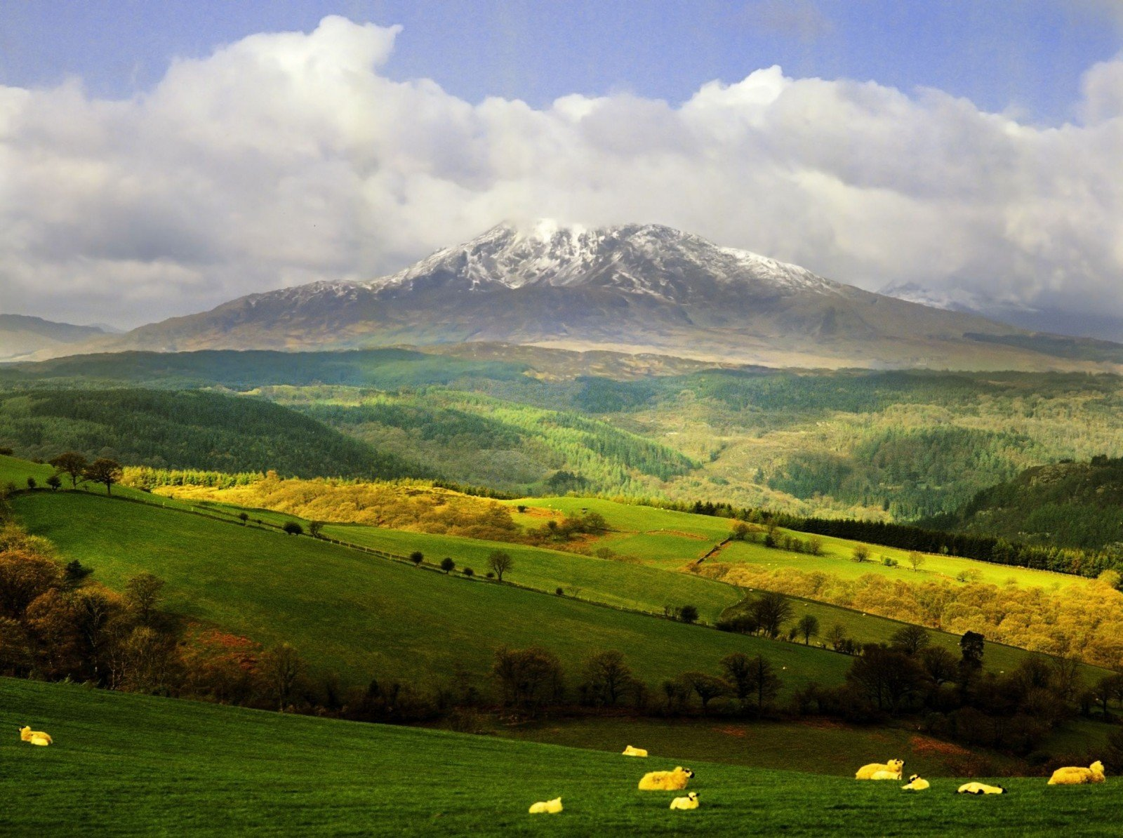 Snowdonia National Park Hd 6 Background   Trendy Wallpapers 1600x1194
