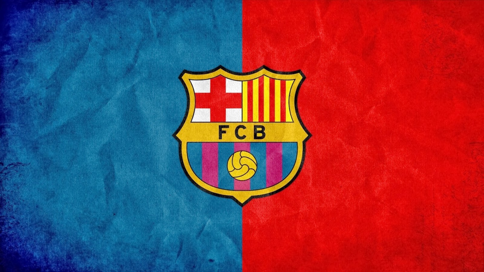 Barcelona FC Logo HD Wallpaper 2014 2015 Football 1600x900