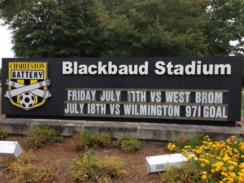 West Bromwich Albion on Twitter Welcome to the Blackbaud Stadium 1024x768