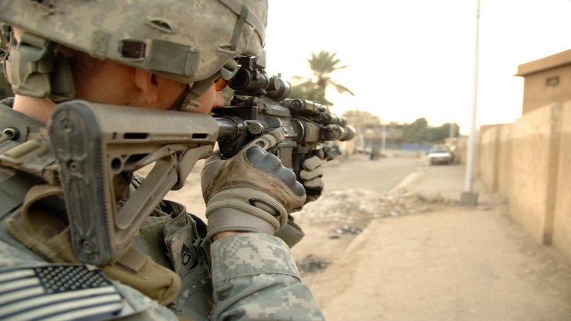 military combat infantry us army 1920x1080 wallpaper Aircraft Military 800x450